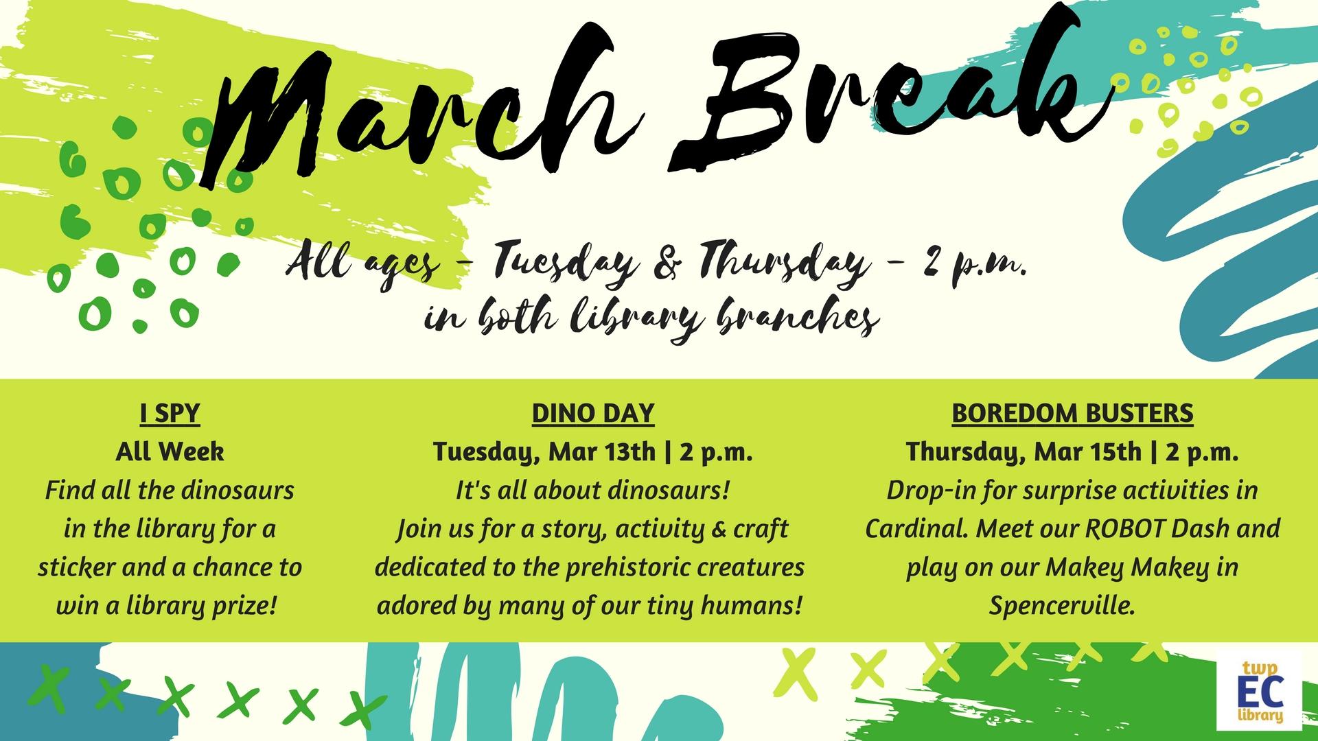 March Break (2)